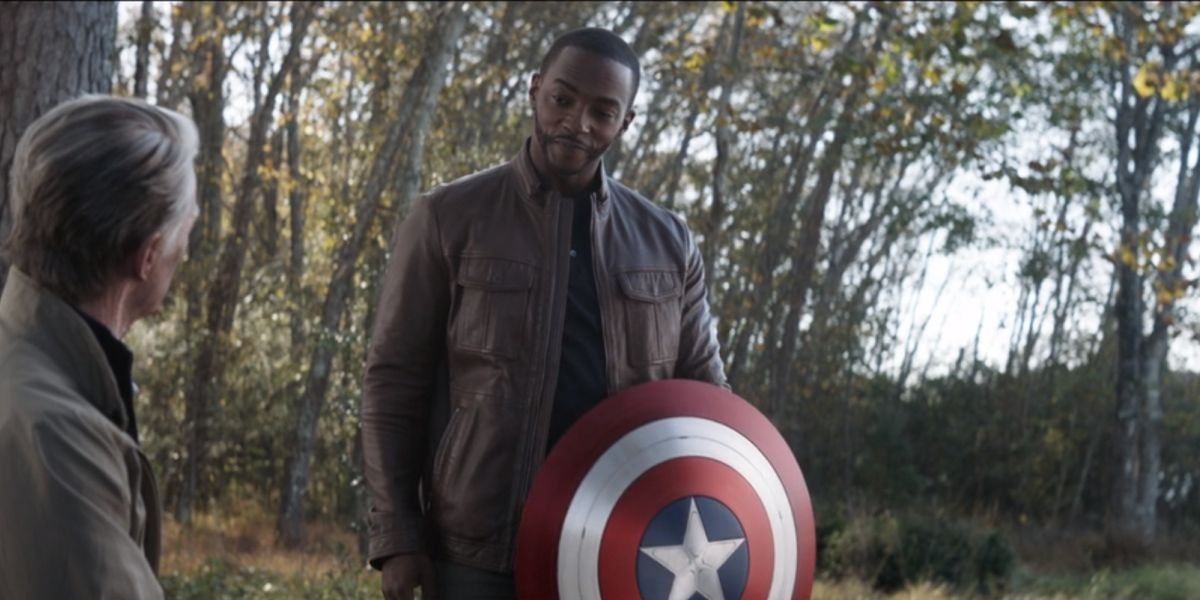 How Avengers: Endgame Helped Anthony Mackie Connect With His Son