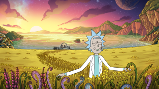 Is Rick Sanchez off on his own?