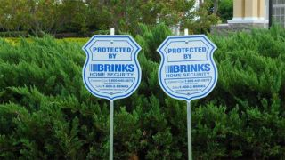 Should you put home security signs in your yard?