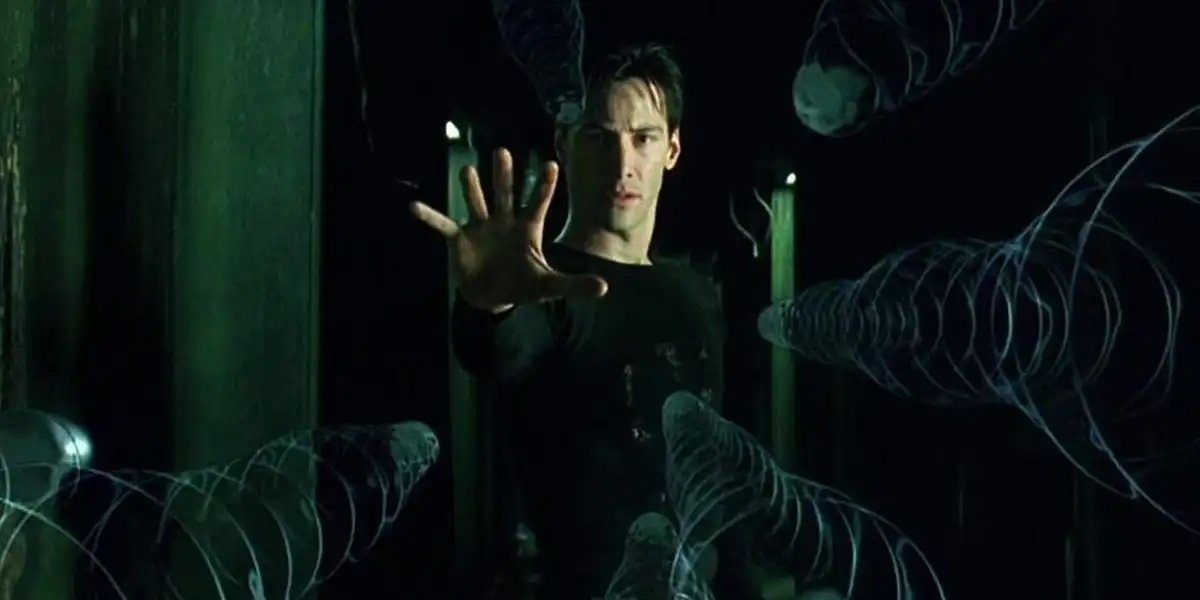 The Matrix Neo Keanu Reeves