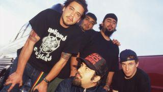 Deftones in 2000