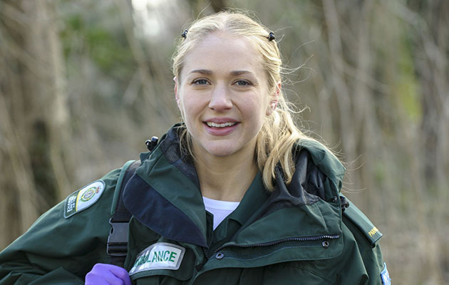Ruby Sparks Casualty, played by Maddy Hill