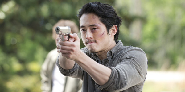 the walking dead glenn rhee steven yeun