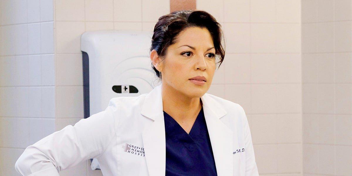 Sara Ramirez - Grey's Anatomy