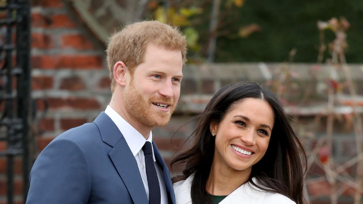 Nearly half of Britons believe that Prince Harry and Meghan have let the Royal family down