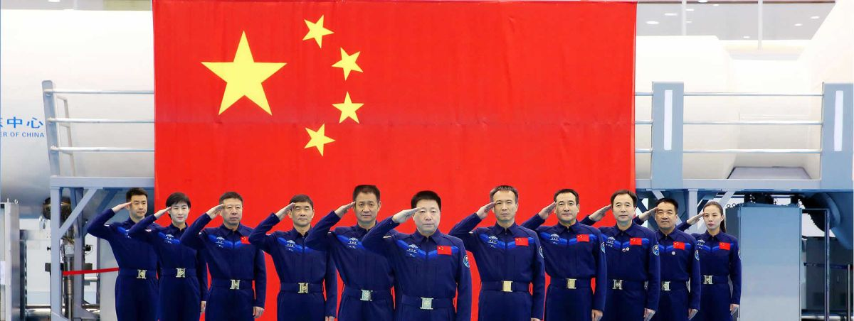 China selects 18 new astronauts in preparation for space station launch