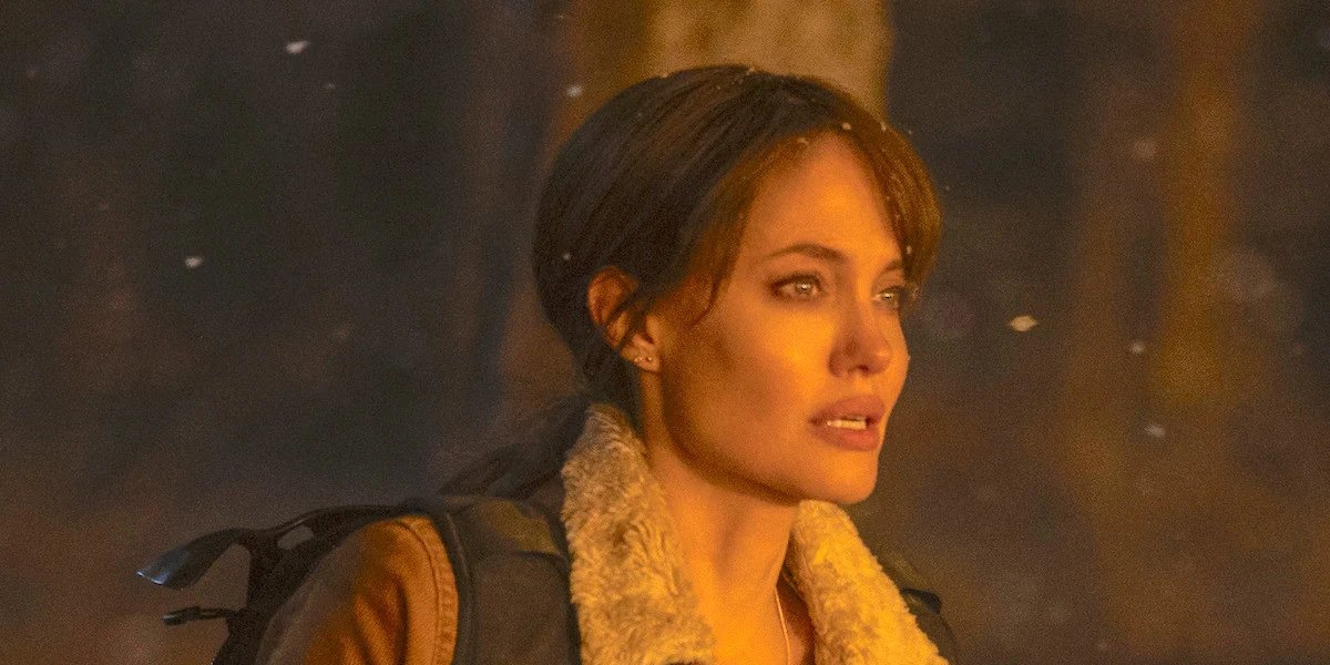 Angelina Jolie in Those Who Wish Me Dead