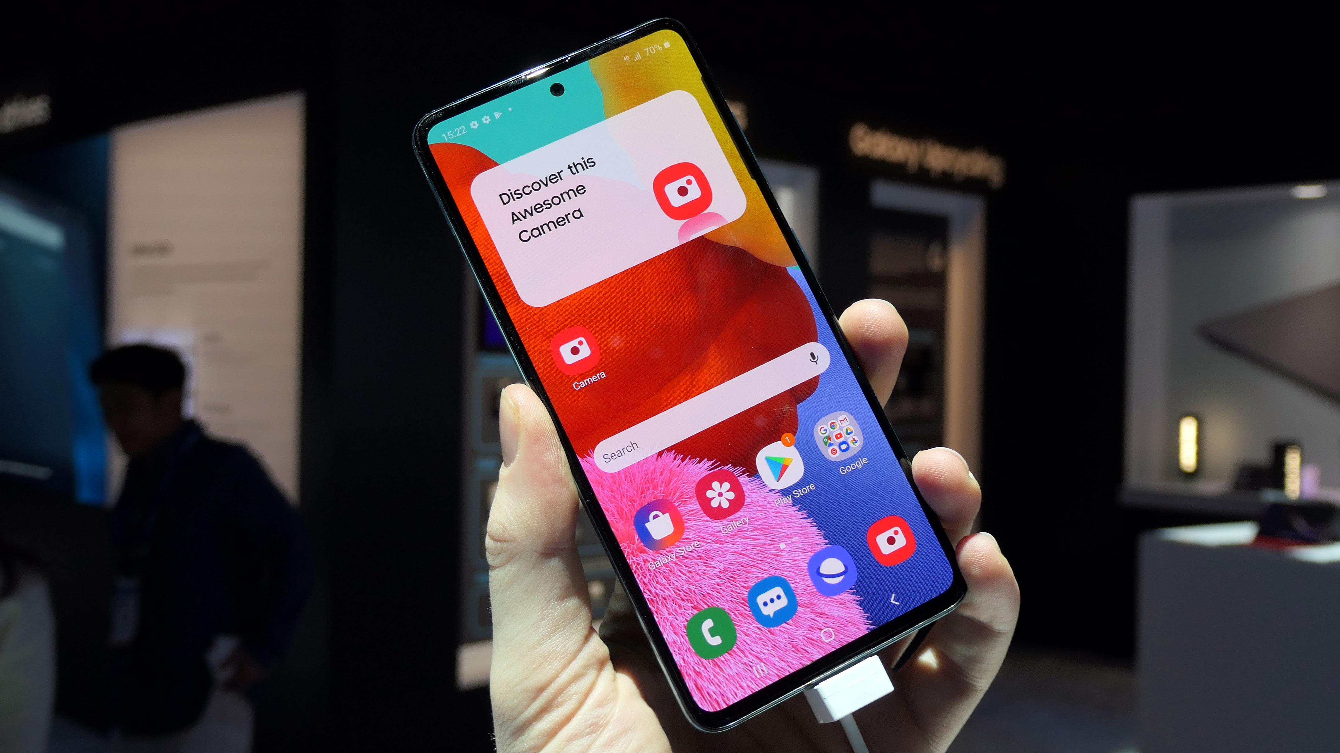 Hands on: Samsung Galaxy A51 review | TechRadar