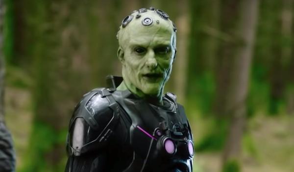 brainiac on colu krypton season 2 premiere