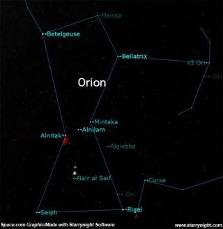 How Far are the Constellations?