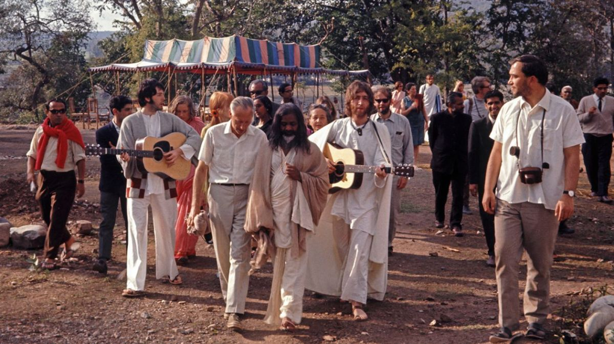 The Beatles And India: new documentary to shed light on infamous Beatles trip