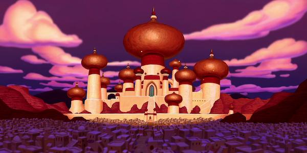 Agrabah in Aladdin