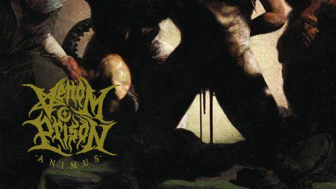 Venom Prison album cover