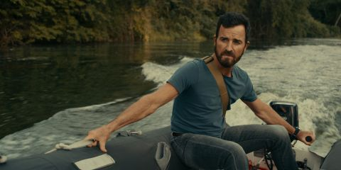 Justin Theroux in The Mosquito Coast finale