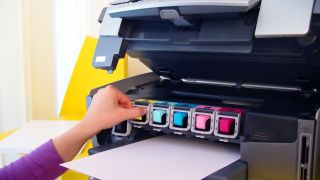 How to save printer ink and print more efficiently