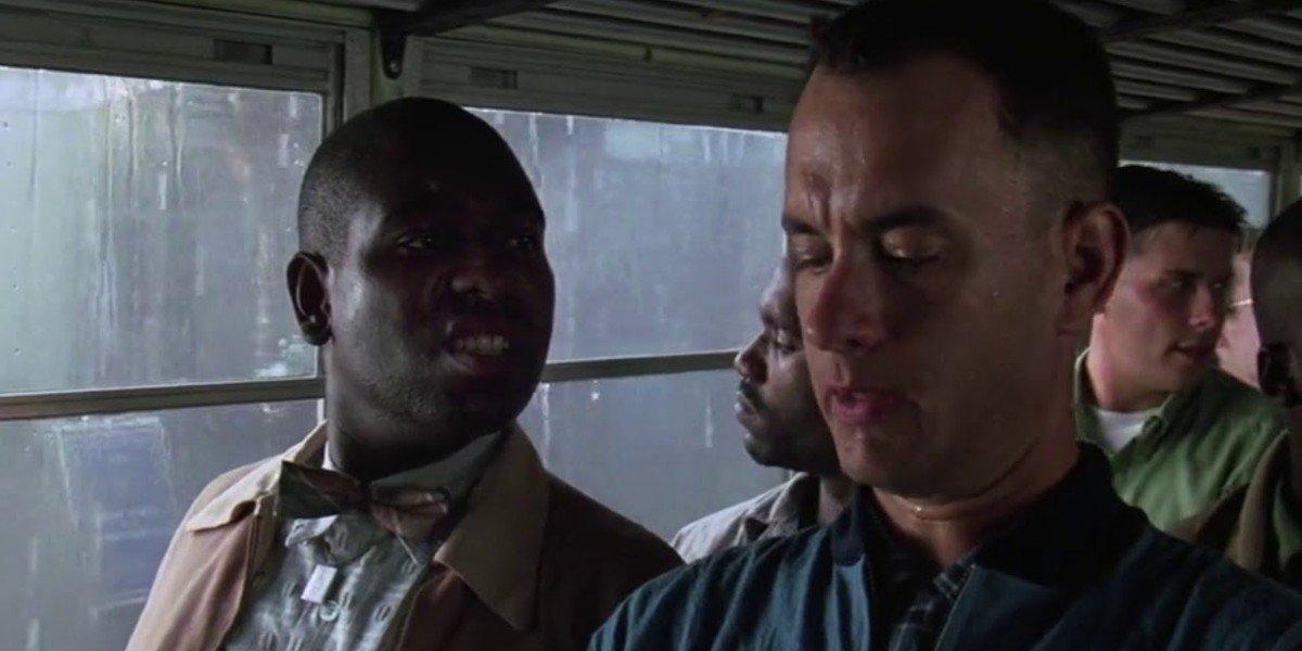Mykelti Williamson, Tom Hanks - Forrest Gump