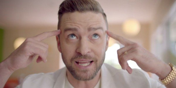 "Justin Timberlake ""Can't Stop the Feeling"" Music Video"