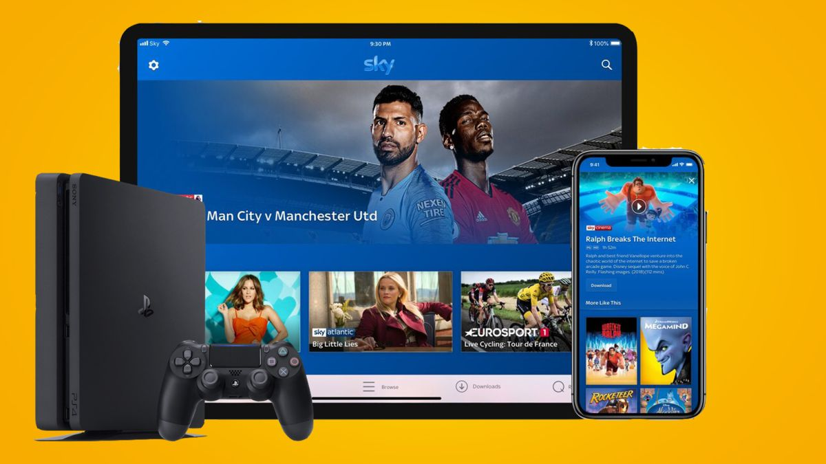 Sky Go on PS4: How to get it and start watching now