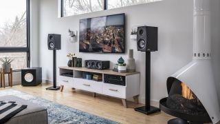 Jamo's Concert 9 II Series speakers start at $550 a pair