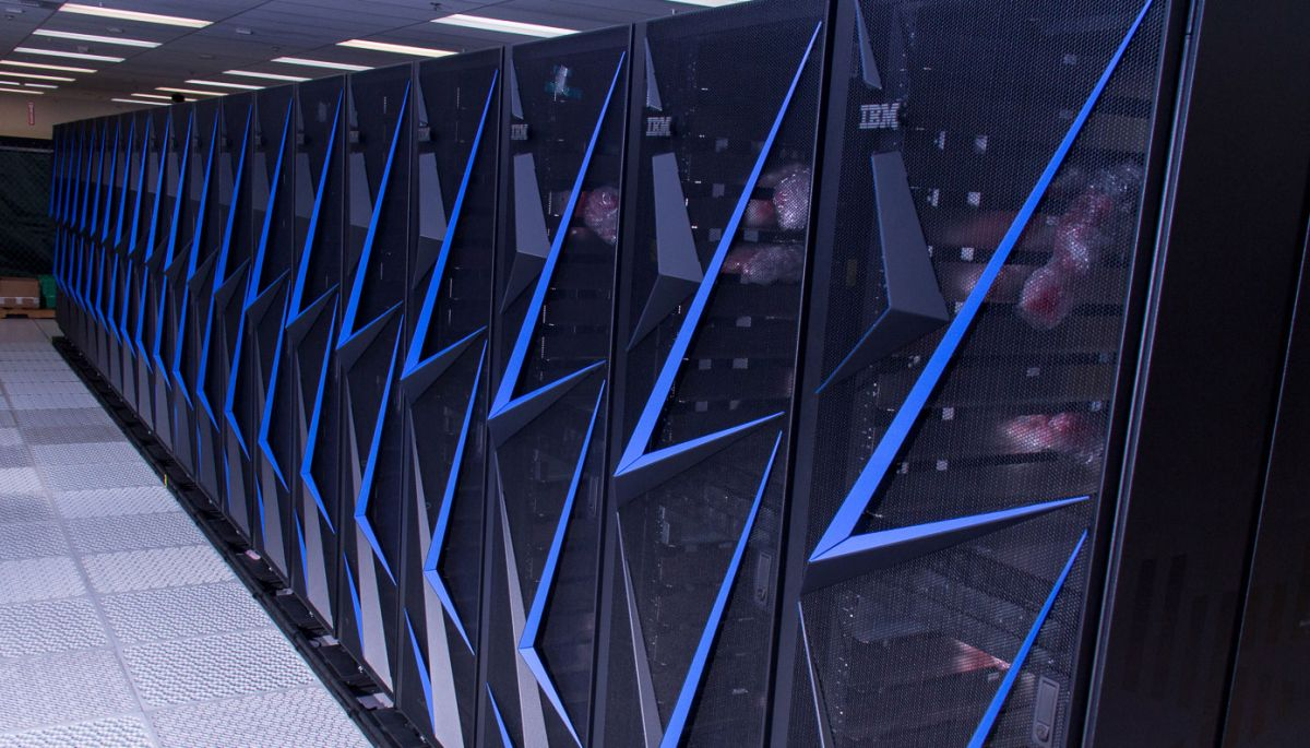 Nvidia's Volta GPUs helped the US build the world's two fastest supercomputers