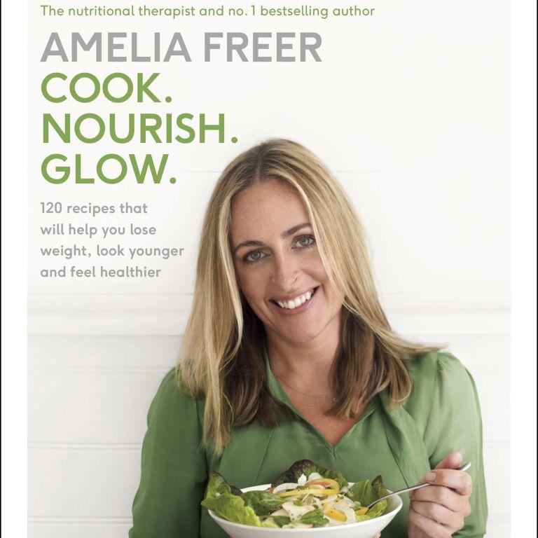 Amelia Freer Cook Nourish Glow