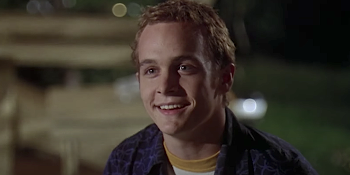 Ethan Embry in Can't Hardly Wait
