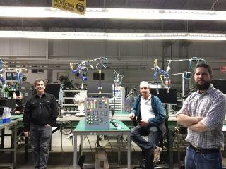 Yorkville Sound Ventilator Project