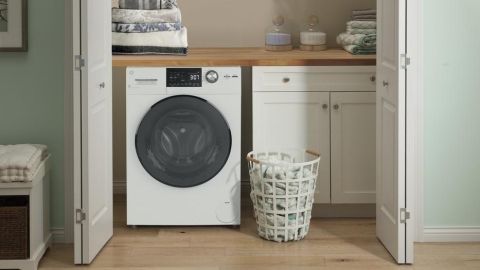 GE GFQ14ESSNWW washer dryer combo review