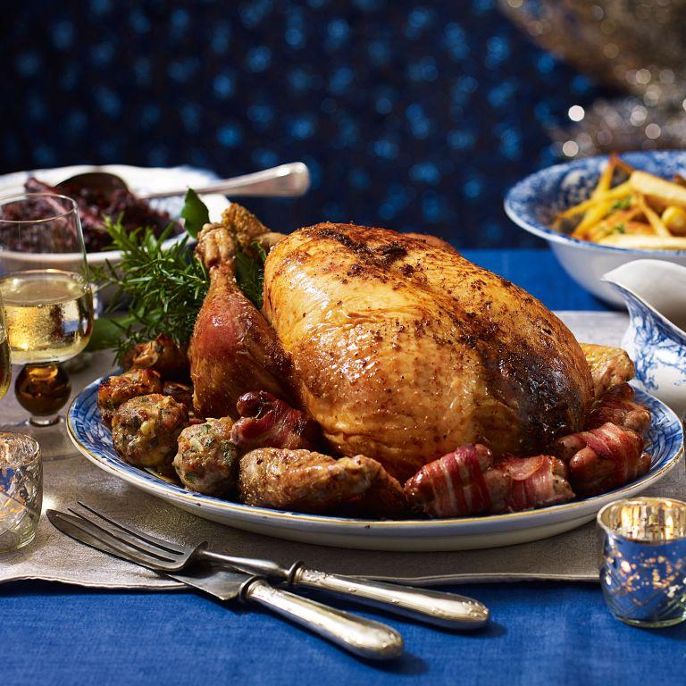 Festive Roast Turkey