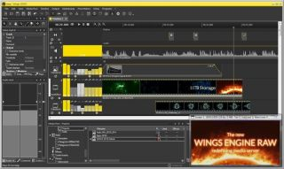AV Stumpfl New Wings Vioso RX Show Control