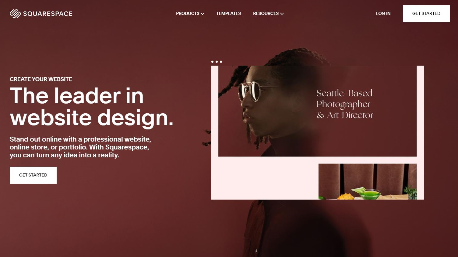 meilleur constructeur de site Web pour les photographes