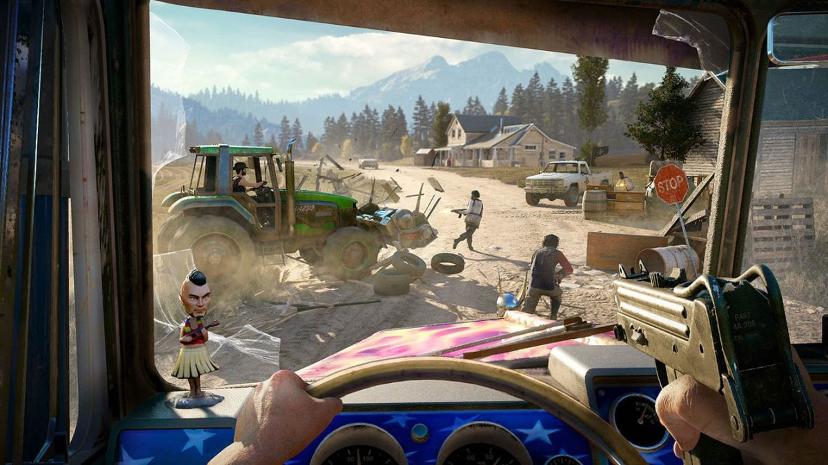 AMD's latest GPU drivers bring optimizations to Far Cry 5, fix
