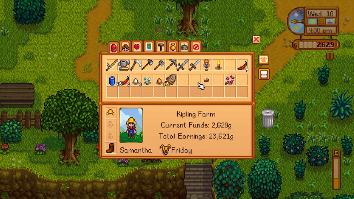 Stardew Valley tips: How to make money fast and get the most