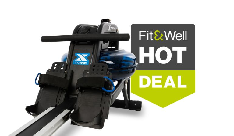 Walmart Xterra rowing machine deal