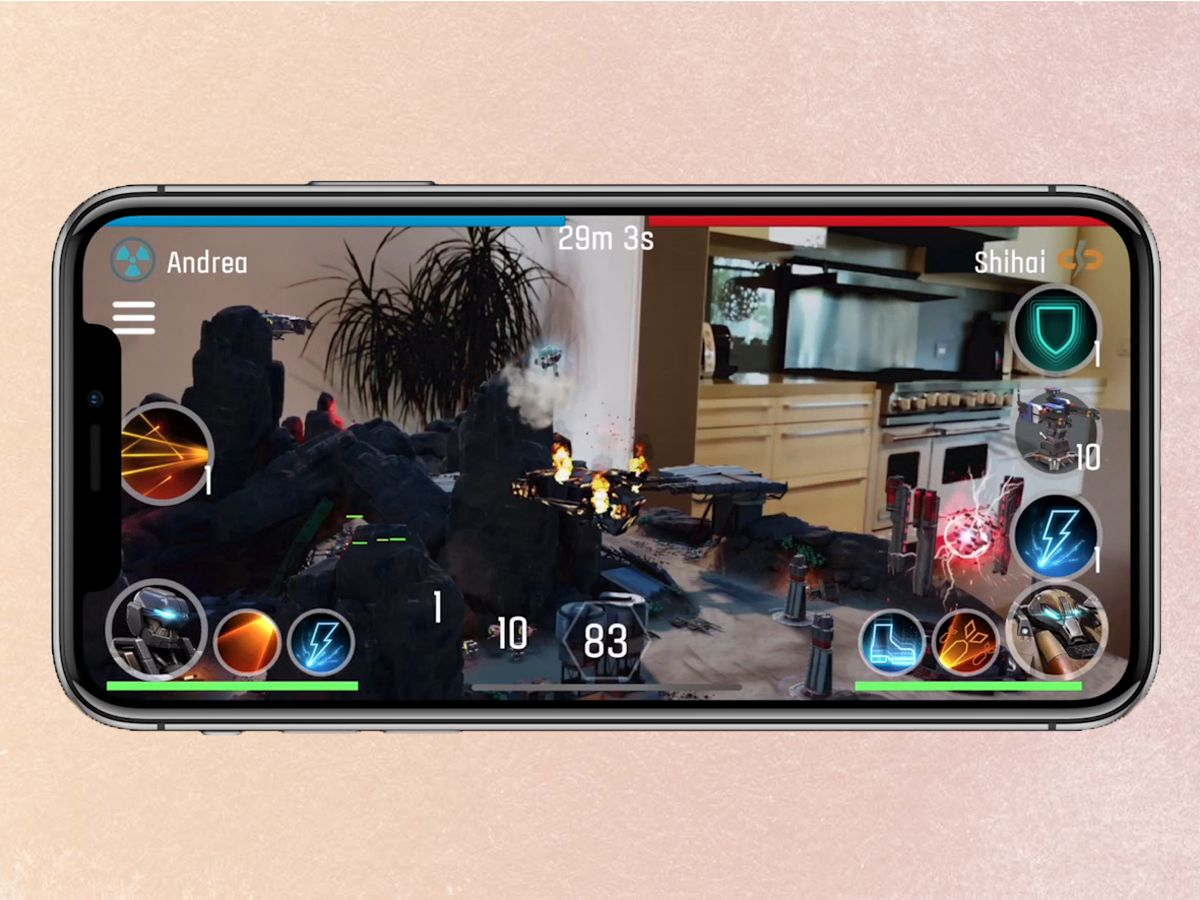 Best AR Apps for iOS (So Far) | Tom's Guide