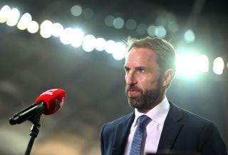 Poland v England – FIFA World Cup 2022 – European Qualifying – Group I – PGE Narodowy Stadium