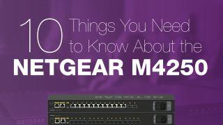 NETGEAR M4250