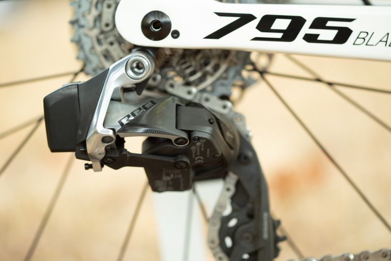 SRAM RED eTAP AXS rear derailleur