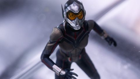'Ant-Man and the Wasp' is fun, but doesn't have much bite
