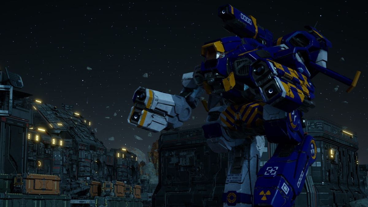 MechWarrior 5's DLC is delayed, but will be expanded