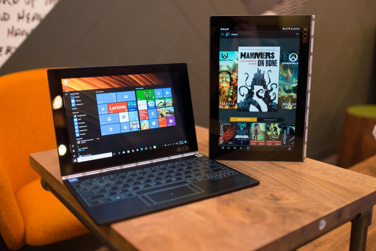 Lenovo Yoga Book Review Techradar