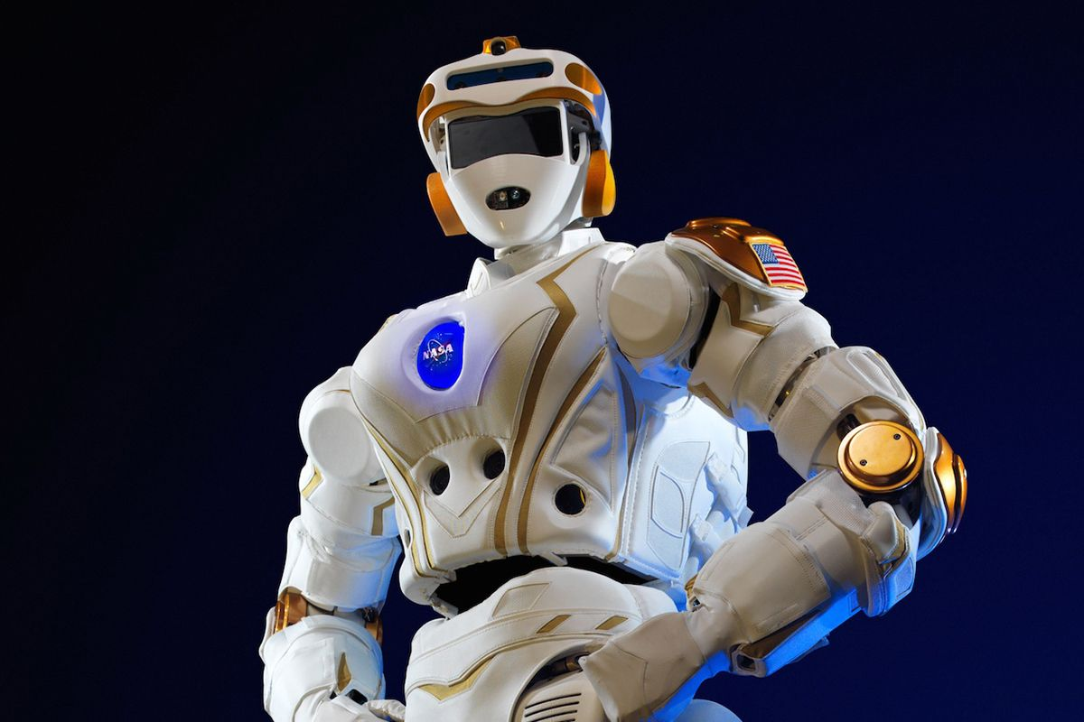 Real-Life 'Replicants': 6 Humanoid Robots Used for Space