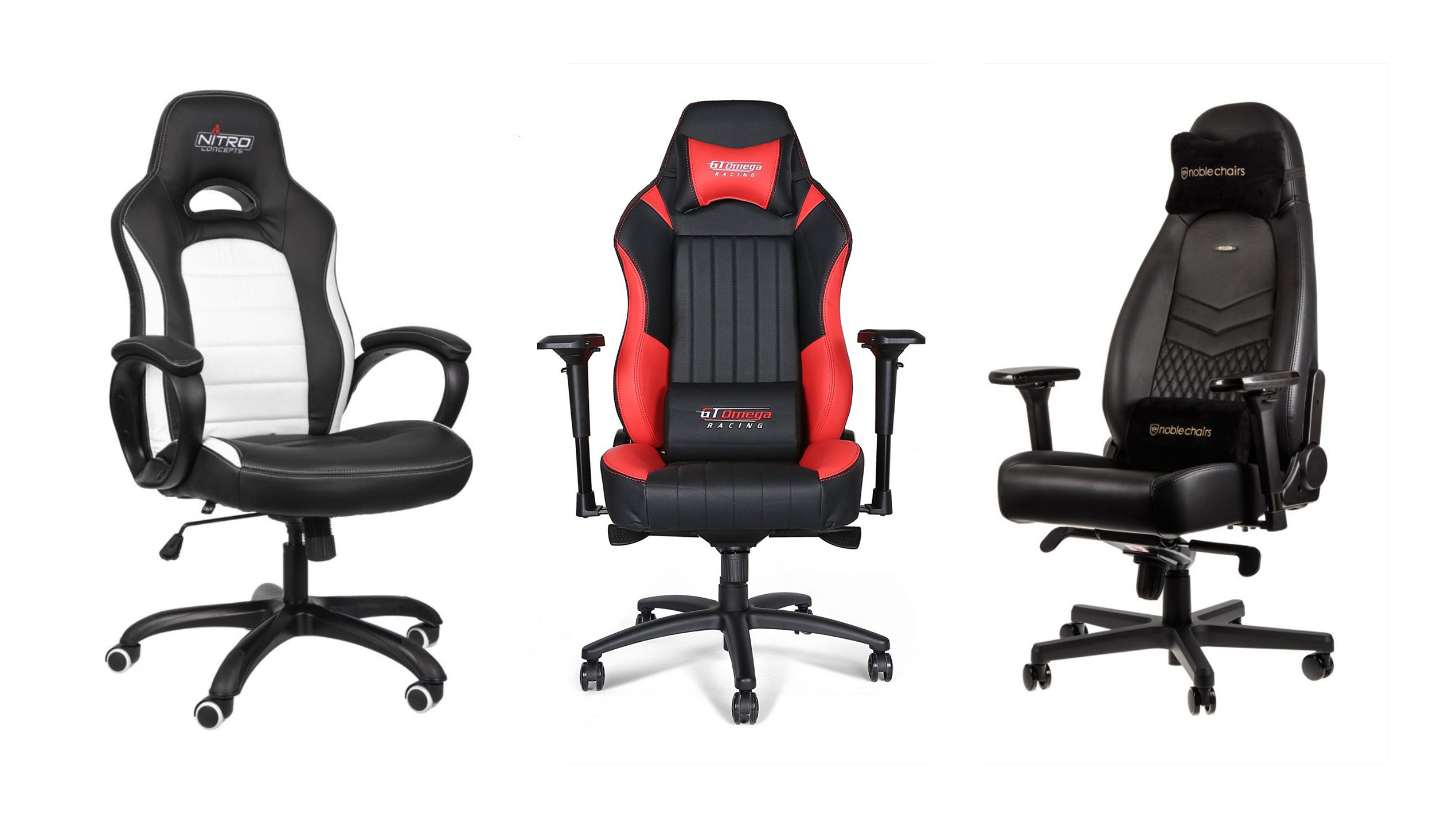 The best gaming chairs 2018 no PC gaming setup is plete without