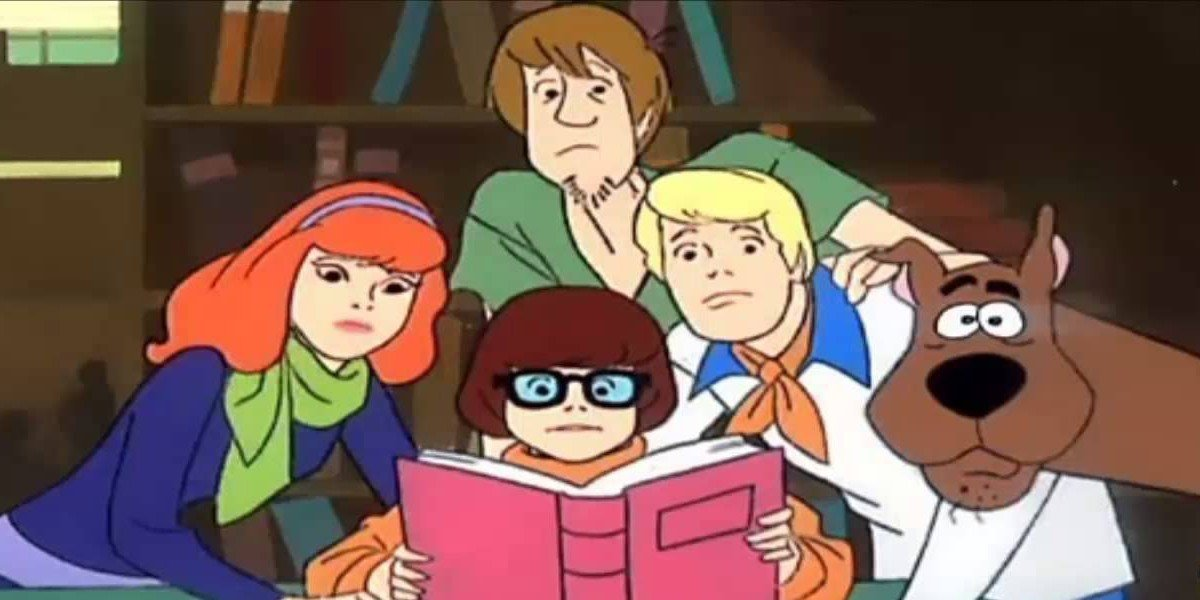 Scooby-Doo, Where Are You? characters