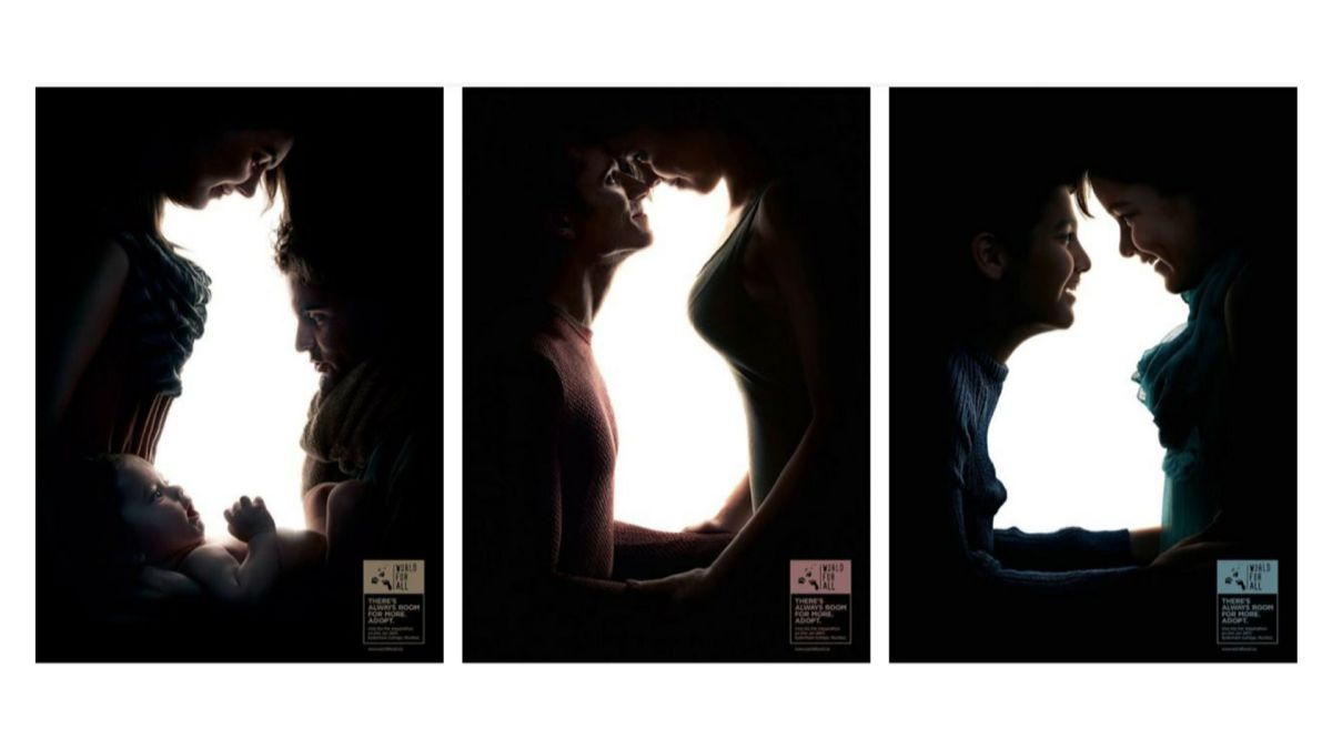 Clever optical illusion posters will make you double take