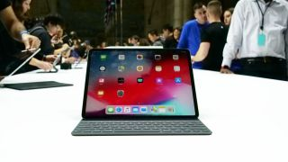 iPad Pro 12.9 (2018). Image credit: TechRadar