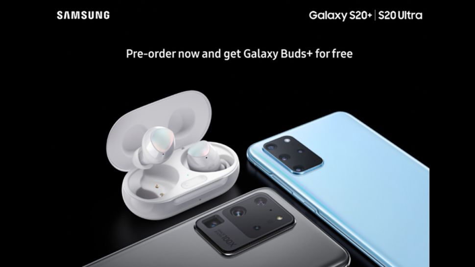 Samsung Galaxy Buds Plus will come free with Galaxy S20 Plus – if you preorder