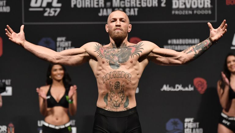 Conor McGregor vs Poirier live stream UFC 257