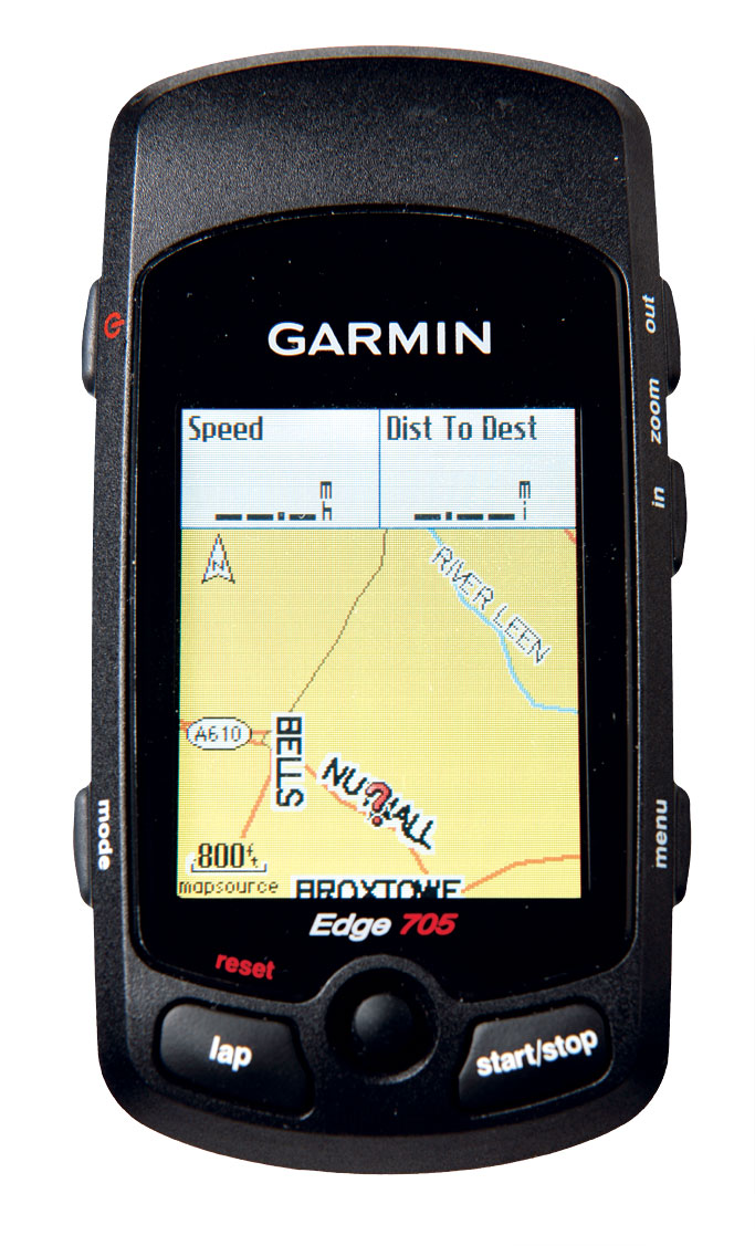 Garmin 705 review - Cycling Weekly