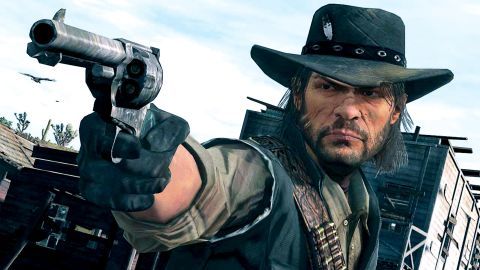 Red Dead Redemption Gets a Great Upgrade on Xbox One X